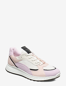 ST.1 W - low top sneakers - blossom rose/black/white/rose dust