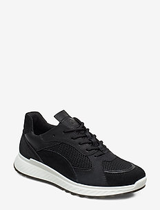 ST.1 W - low top sneakers - black/black/black/black