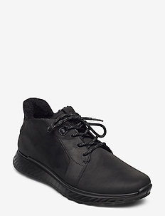 ST.1 M - höga sneakers - black