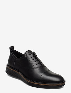 ST.1 HYBRID - laced shoes - black