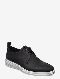 ST.1 HYBRID LITE - lave sneakers - black