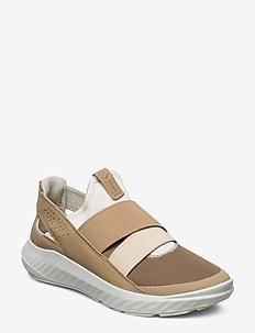 ST.1 LITE W - low top sneakers - navajo brown/whitewhite/beige