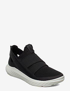 ST.1 LITE W - low top sneakers - black/black/black