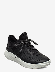 ST.1 LITE W - low top sneakers - black/black