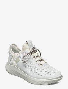 ST.1 LITE W - low top sneakers - white/white