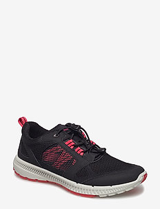 TERRACRUISE II W - lage sneakers - black/black