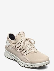 MULTI-VENT W - lage sneakers - gravel/gravel