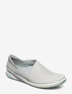 BIOM LIFE - slip-on sneakers - concrete
