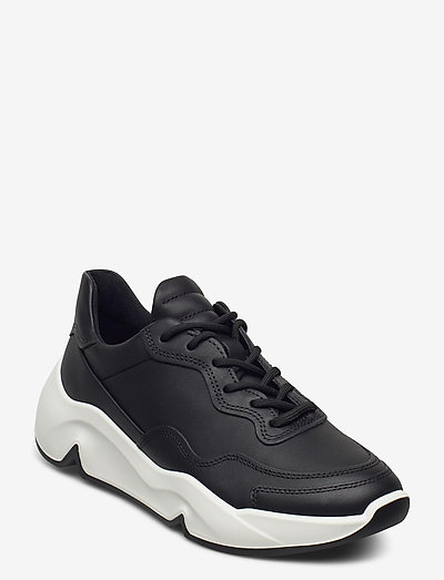 CHUNKY SNEAKER W - chunky sneakers - black
