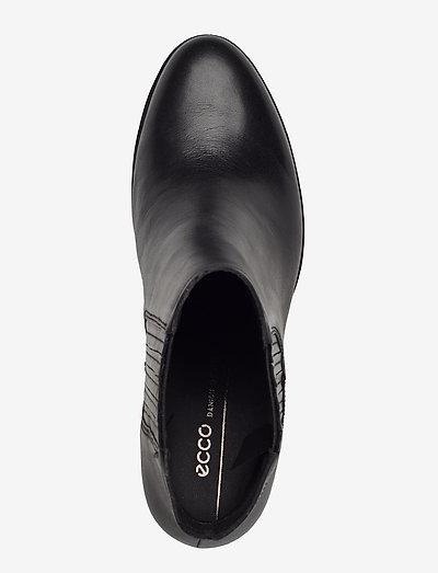 Ecco Shape 55 Western- Stiefel Black