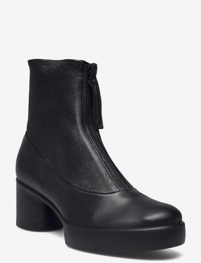 SHAPE SCULPTED MOTION 35 - ankelstøvler med hæl - black/black