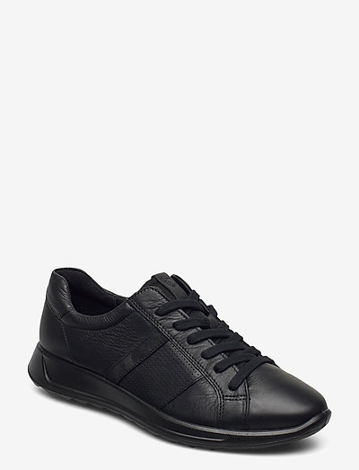FLEXURE RUNNER W - lave sneakers - black/black