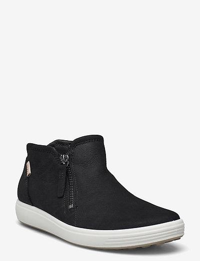 SOFT 7 W - høje sneakers - black