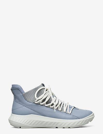 Ecco St.1 Lite W- Tennarit Dusty Blue/concrete