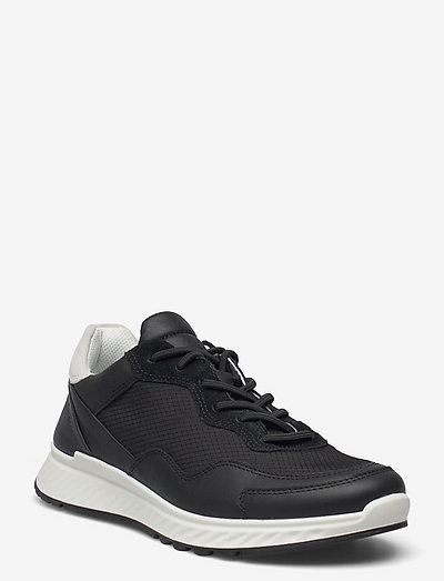 ST.1 W - lave sneakers - black/black/shadow white