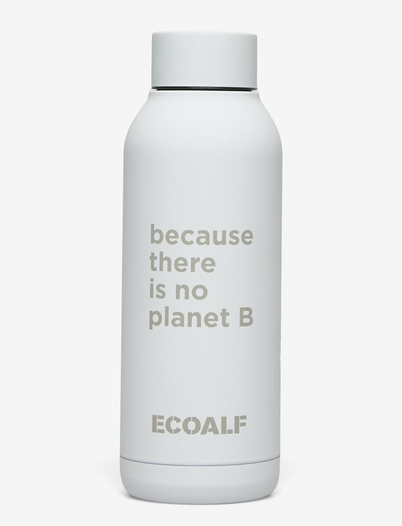 ECOALF - BRONSON STAINLESS STEEL BOTTLE - vannflasker og termoser - off white - 1
