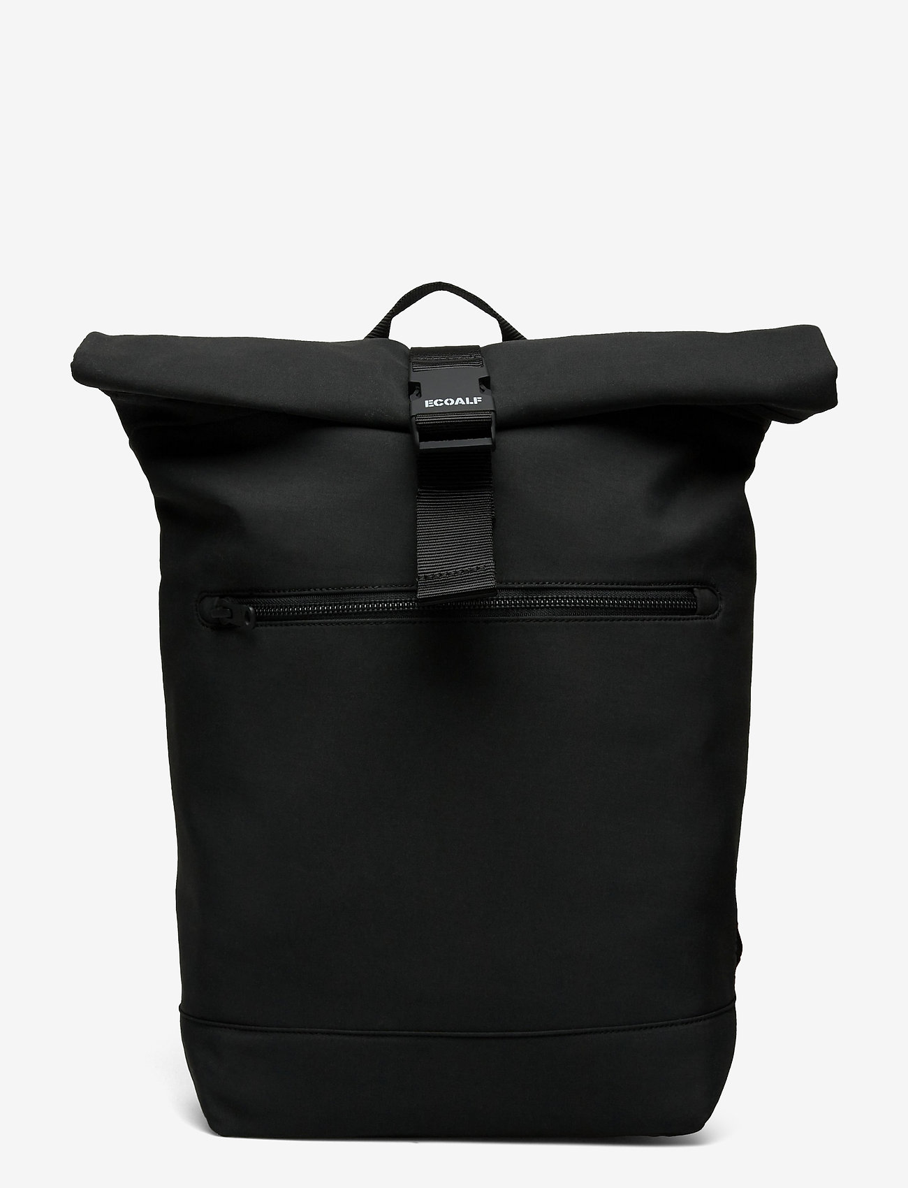 ECOALF - GINZA BACKPACK - sacs a dos - black - 0