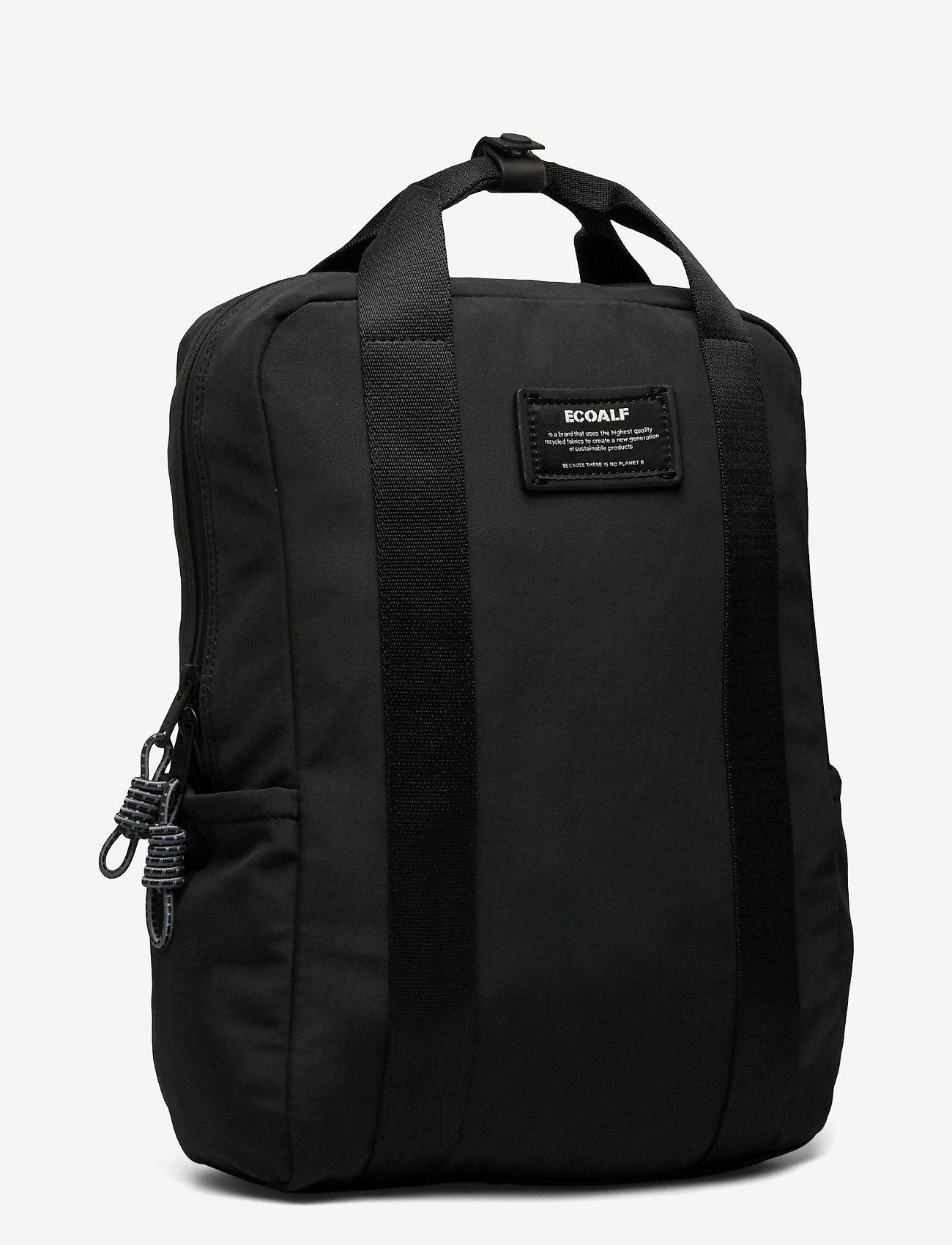 ECOALF - NARA BACKPACK - tassen - black - 2