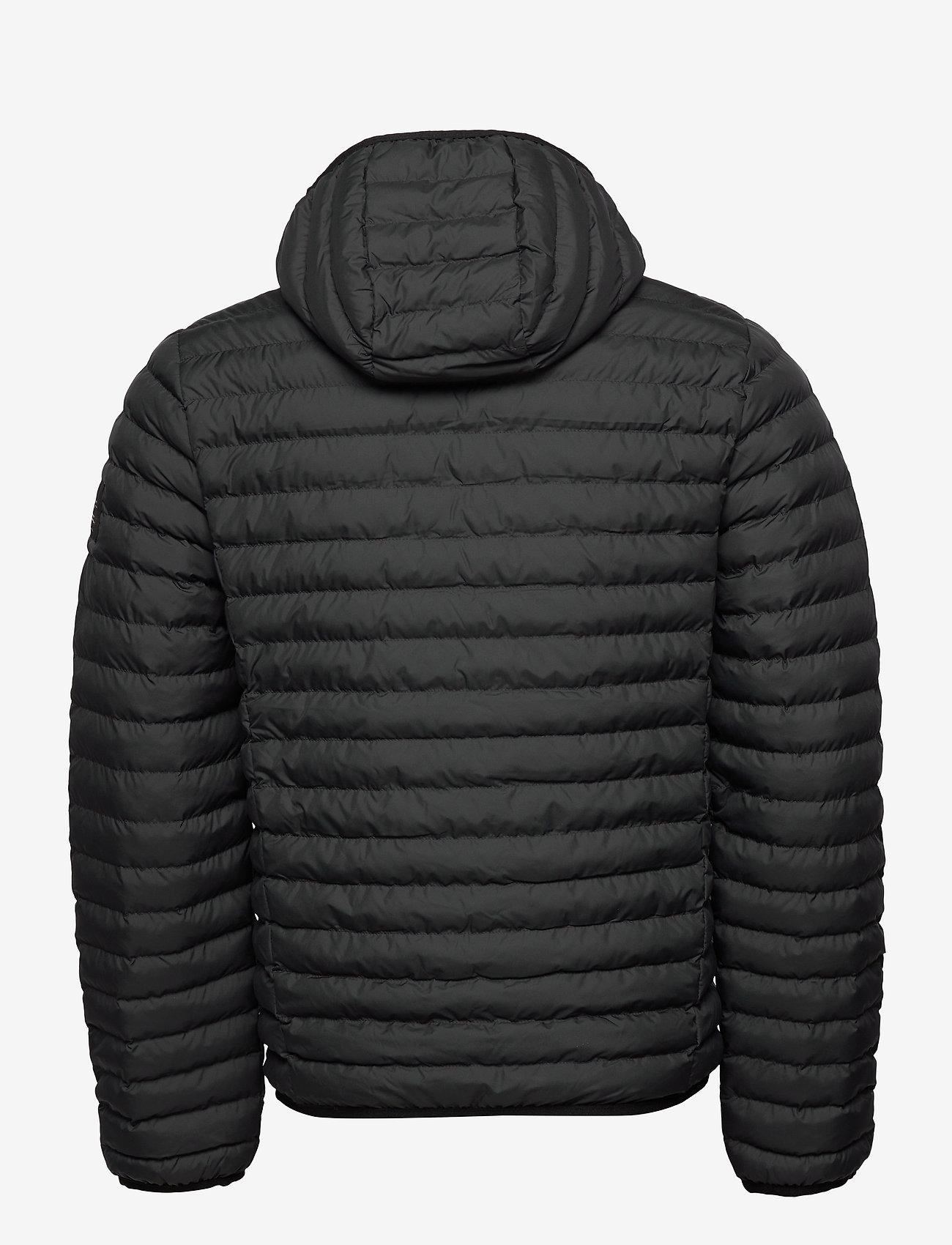 ECOALF - ATLANTIC JACKET MAN - vestes matelassées - asphalt - 1