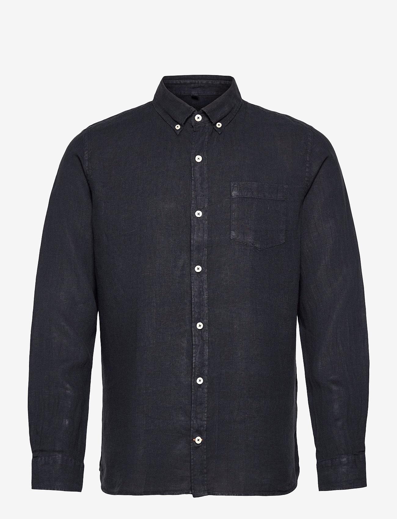 ECOALF - MALIBU SHIRT MAN - chemises à carreaux - navy - 0