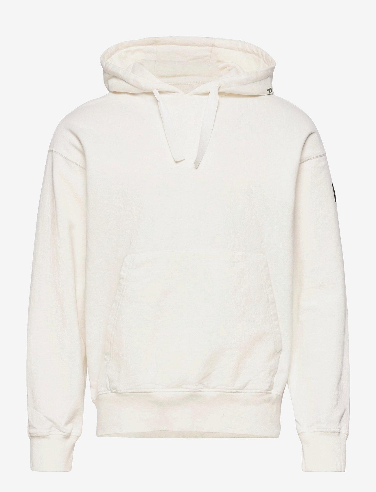 ECOALF - LUCCA SWEATSHIRT MAN - hoodies - off white - 0