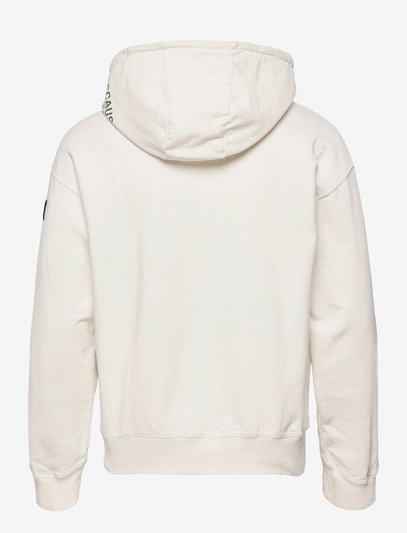 ECOALF - LUCCA SWEATSHIRT MAN - hoodies - off white - 1