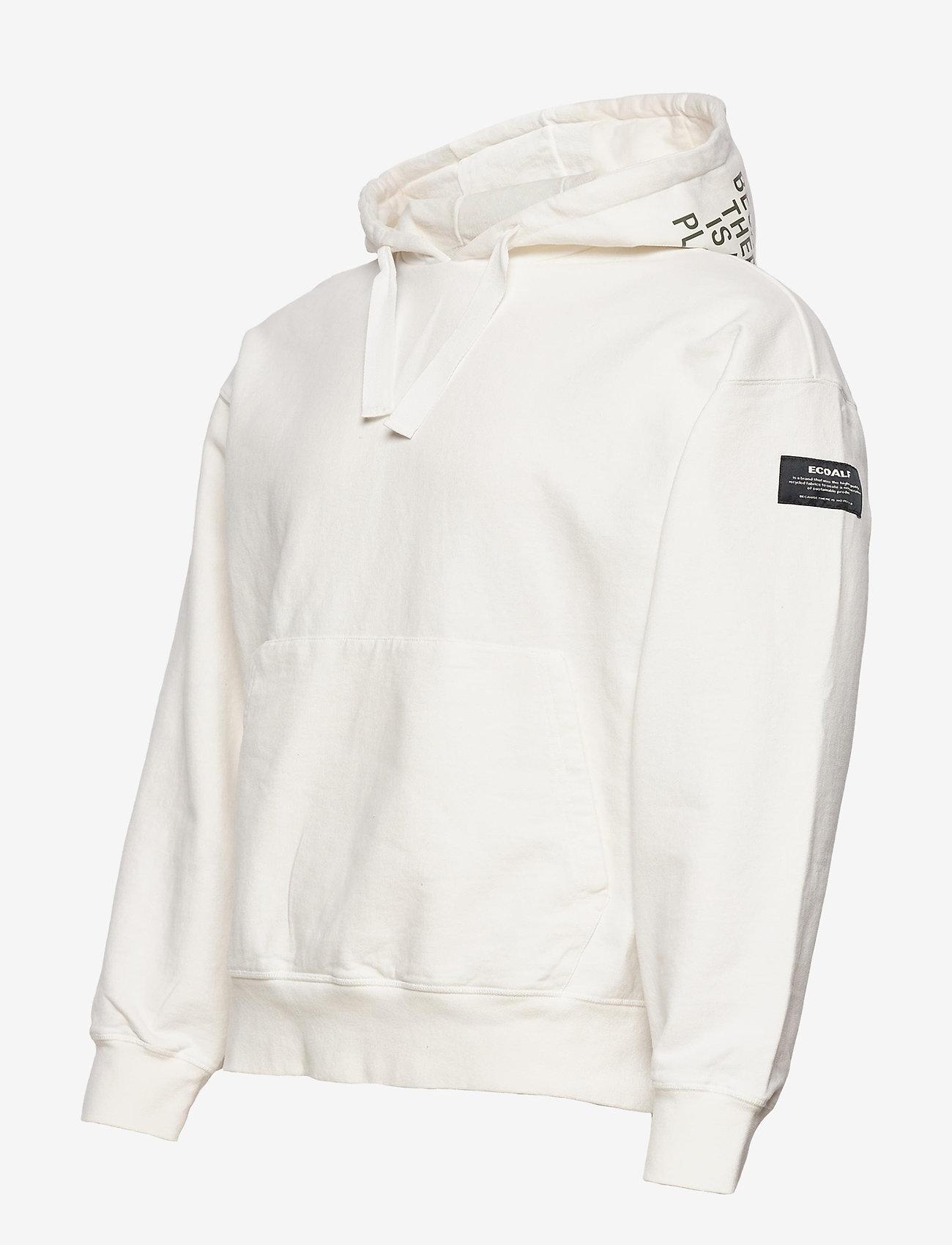 ECOALF - LUCCA SWEATSHIRT MAN - hoodies - off white - 2
