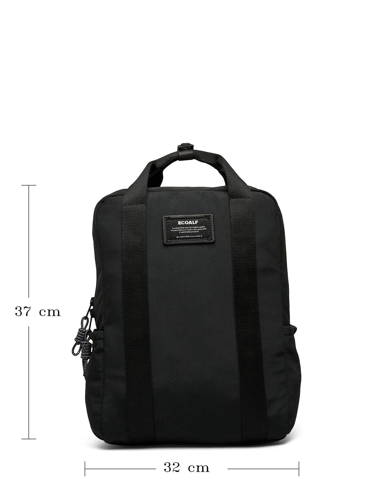 ECOALF - NARA BACKPACK - tassen - black - 4