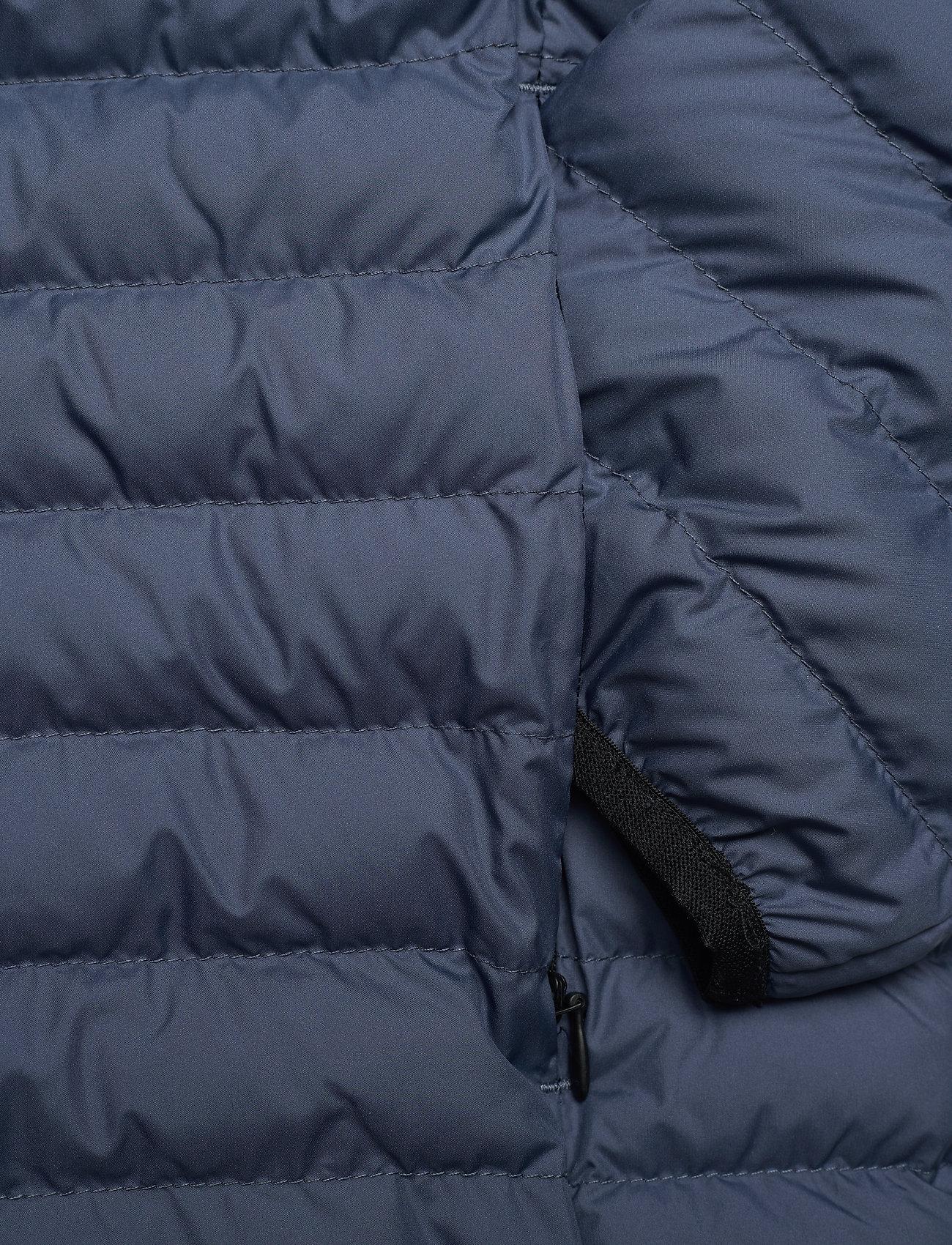 ECOALF - ATLANTIC JACKET MAN - kurtki puchowe - grey blue - 4