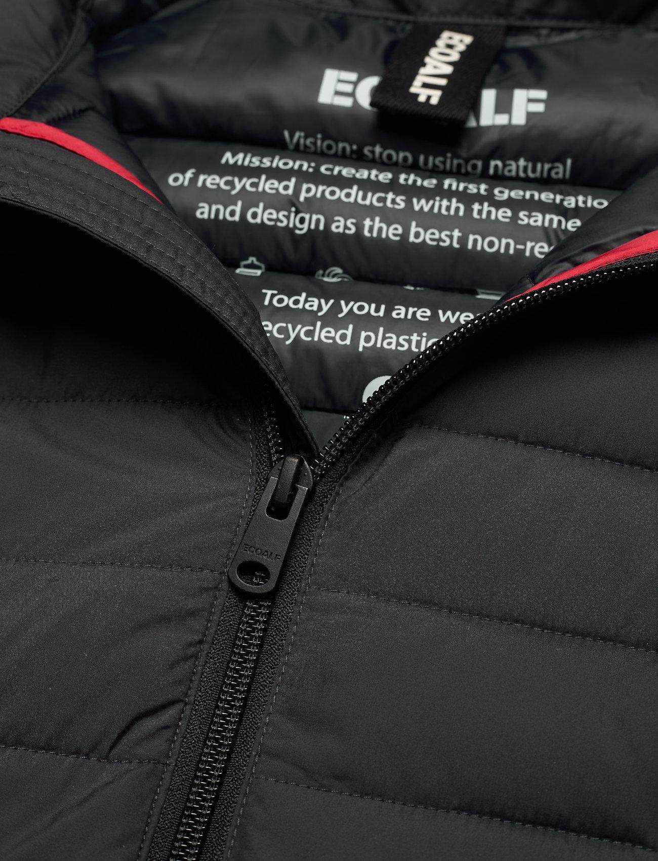 ECOALF - BERET JACKET MAN - vestes matelassées - asphalt - 4