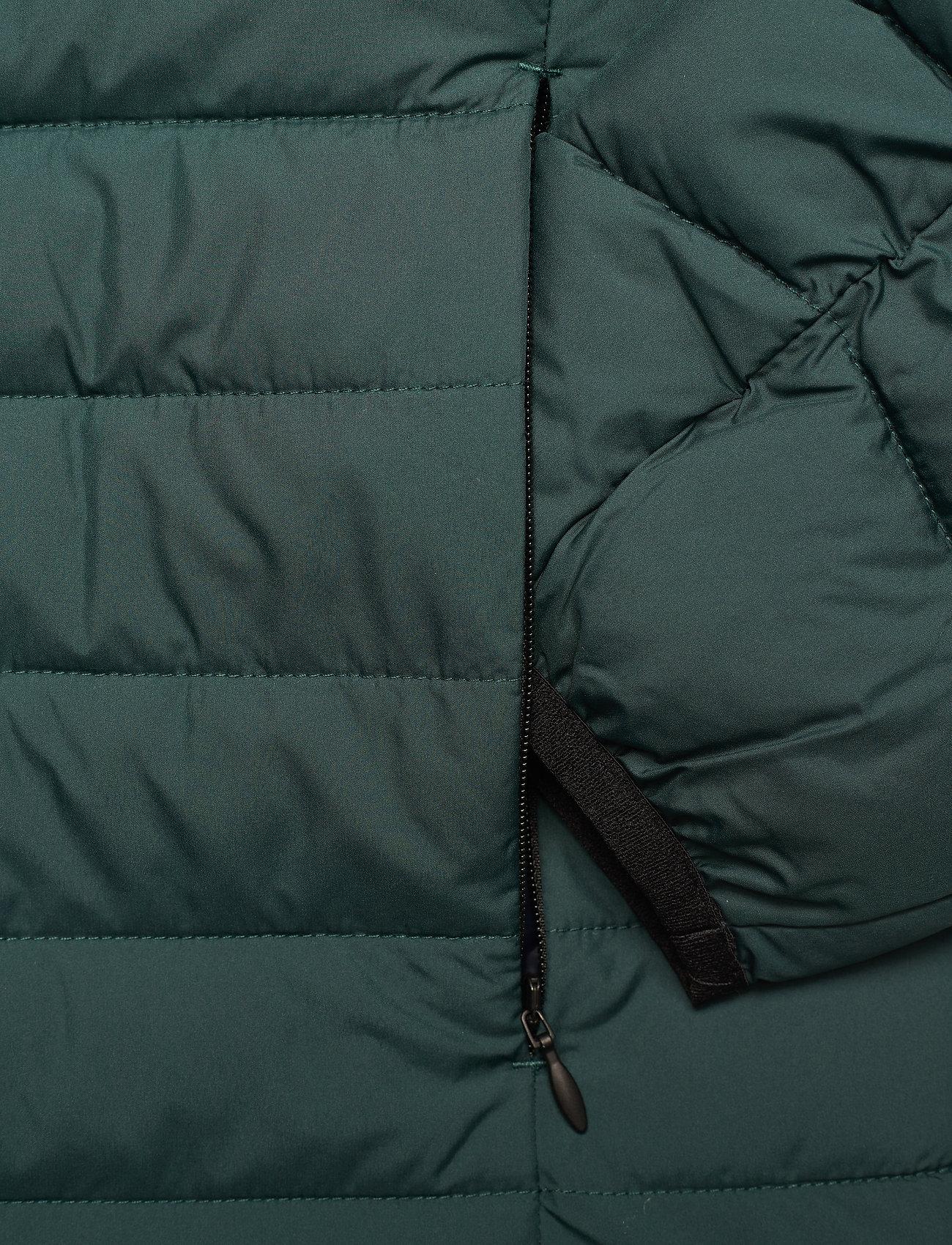 ECOALF - BERET JACKET MAN - kurtki puchowe - dark green - 5