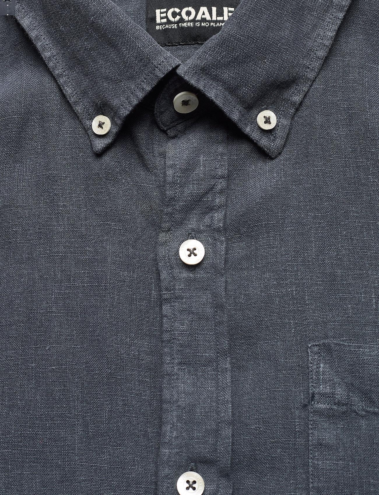 ECOALF - MALIBU SHIRT MAN - geruite overhemden - caviar - 2