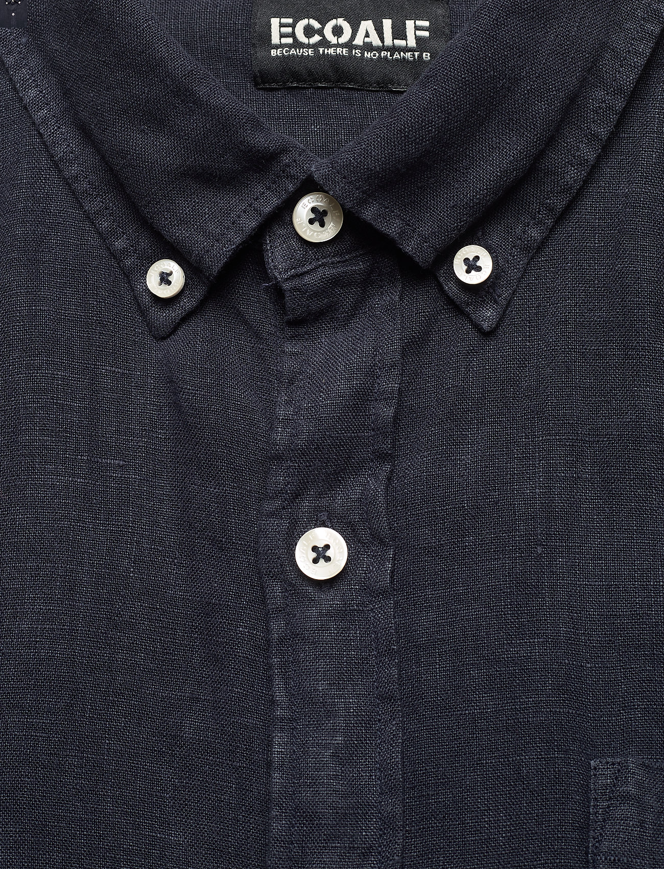 ECOALF - MALIBU SHIRT MAN - chemises à carreaux - navy - 2