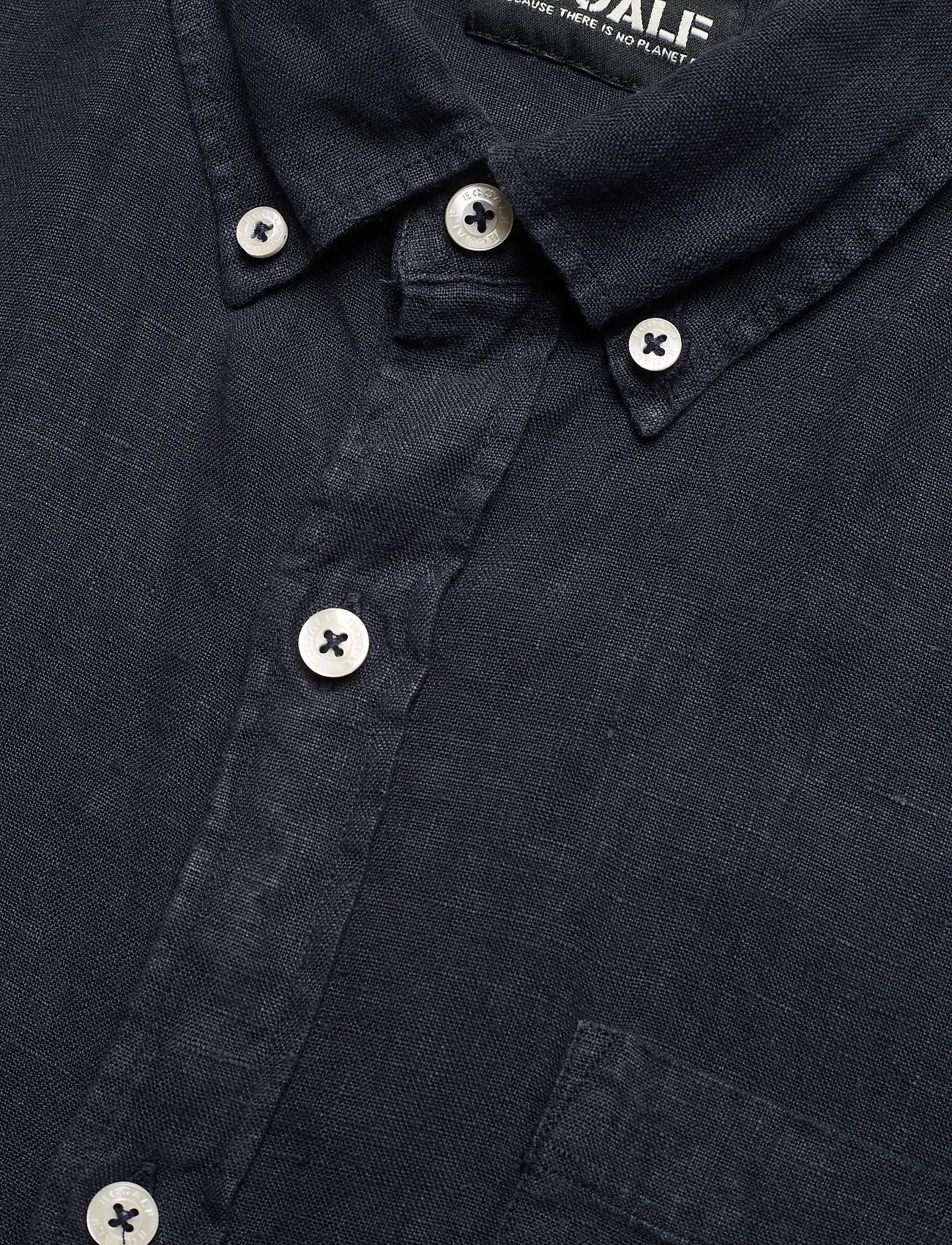 ECOALF - MALIBU SHIRT MAN - chemises à carreaux - navy - 3
