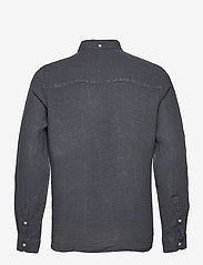 ECOALF - MALIBU SHIRT MAN - geruite overhemden - caviar - 1