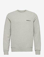 ECOALF - SENDAI SWEATSHIRT MAN - truien - grey melange - 0
