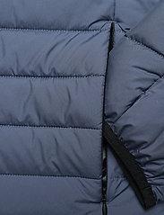 ECOALF - BERET JACKET MAN - kurtki puchowe - grey blue - 5