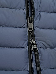 ECOALF - BERET JACKET MAN - kurtki puchowe - grey blue - 6