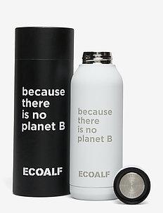 BRONSON STAINLESS STEEL BOTTLE - vannflasker og termoser - off white