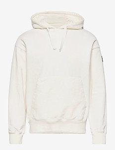 LUCCA SWEATSHIRT MAN - hoodies - off white