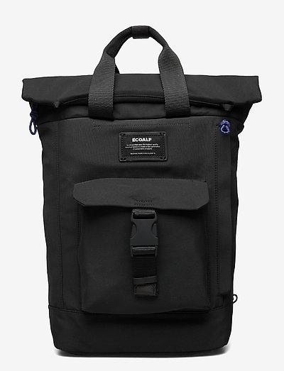 BERLIN BACKPACK - sacs a dos - black