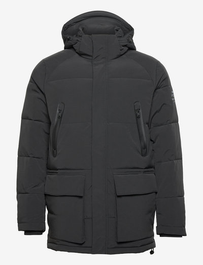 AMPUERO JACKET MAN - vestes matelassées - black