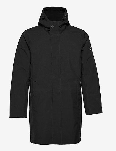 CANADA JACKET MAN - manteaux legères - black