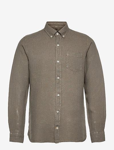 MALIBU SHIRT MAN - chemises à carreaux - khaki