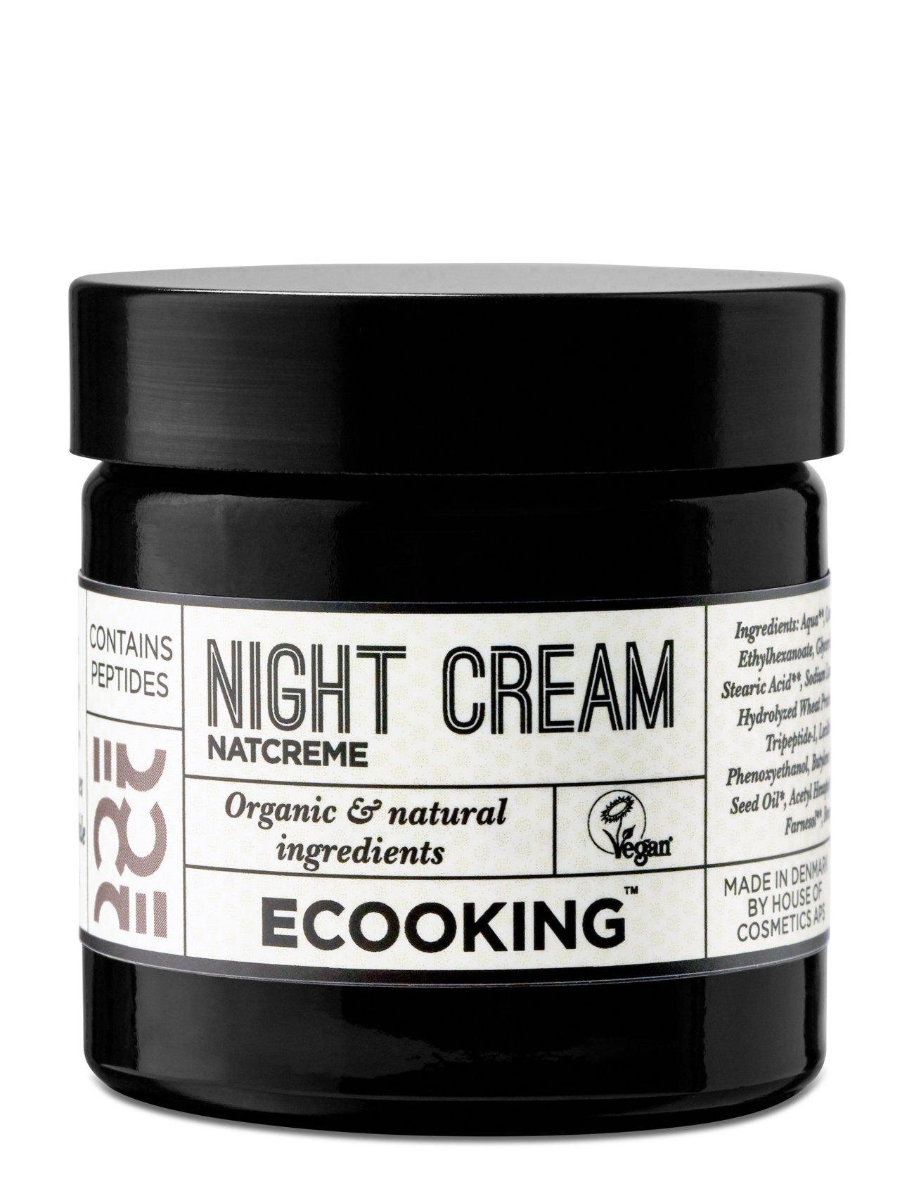 Ecooking Night cream - CLEAR