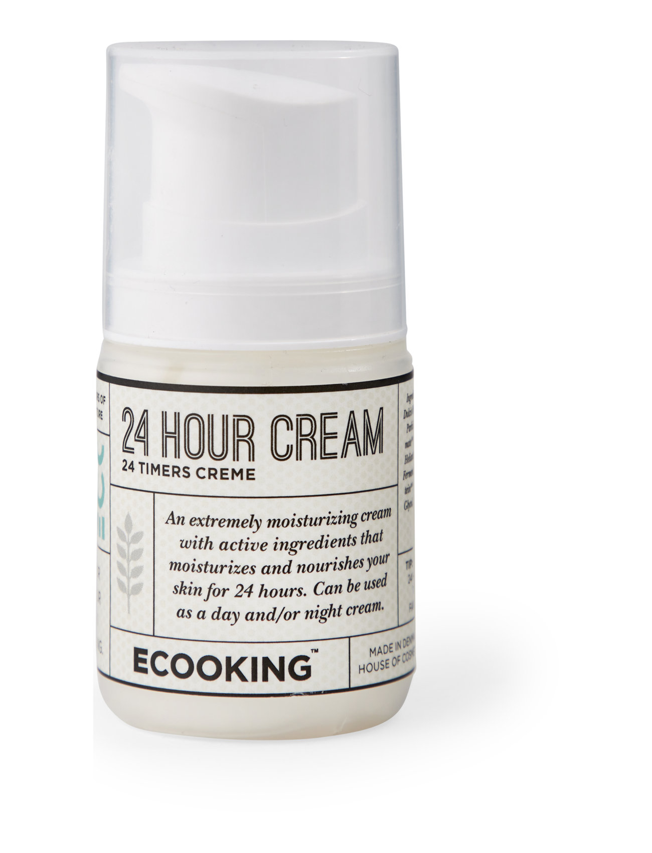 Ecooking 24 h cream - CLEAR