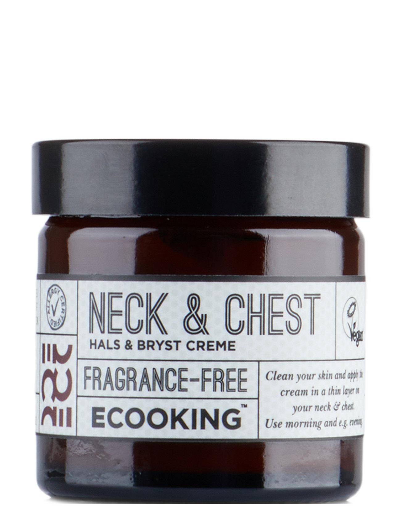 Ecooking Neck & Decolleté Creme - CLEAR