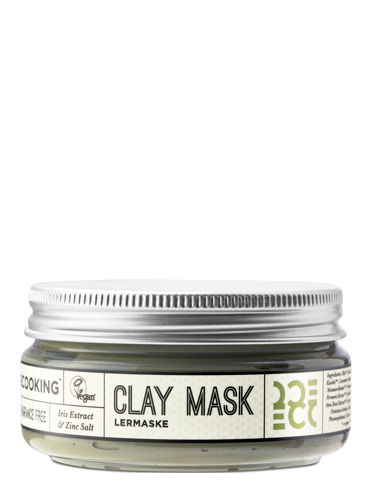 Image of Clay Mask Beauty WOMEN Skin Care Face Face Masks Nude Ecooking (3337001665)