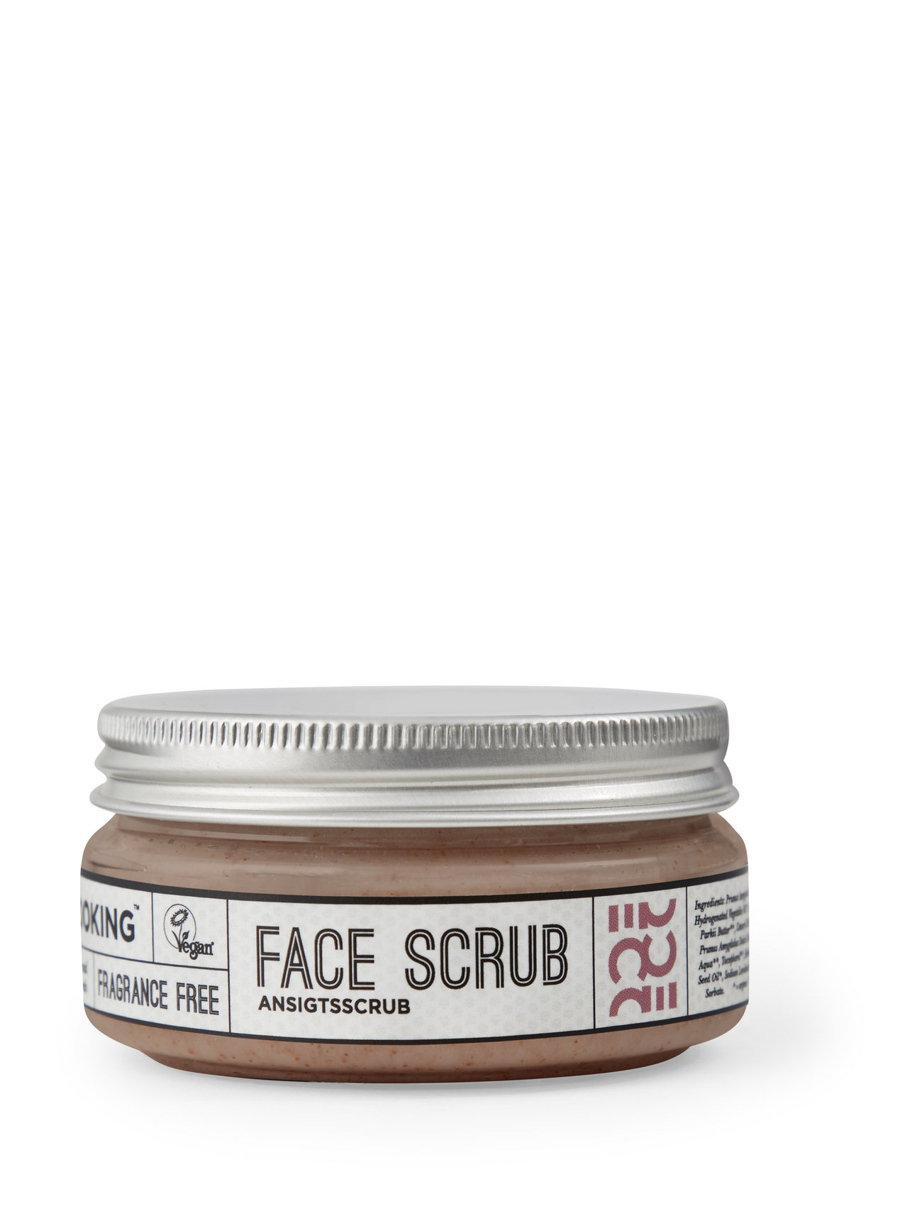 Ecooking Face scrub - CLEAR