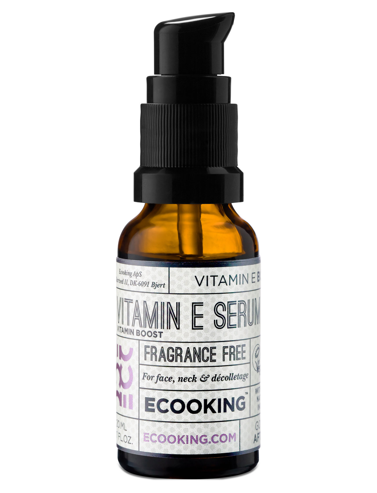 Ecooking E-vitamin Serum - CLEAR